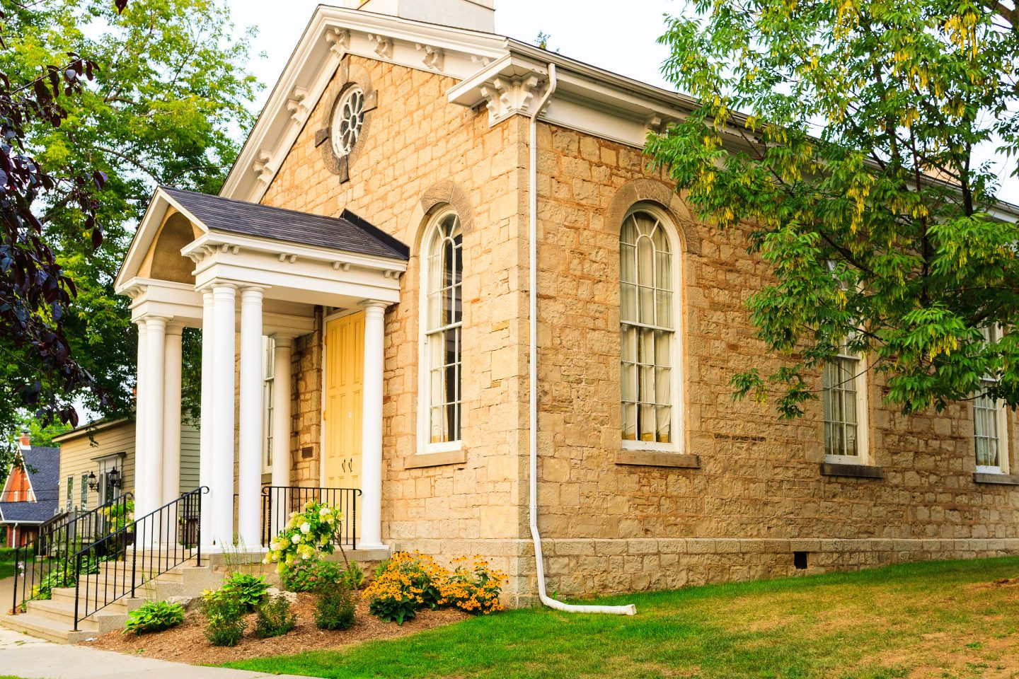 Historic Pastimes at Ancaster Old Town Hall