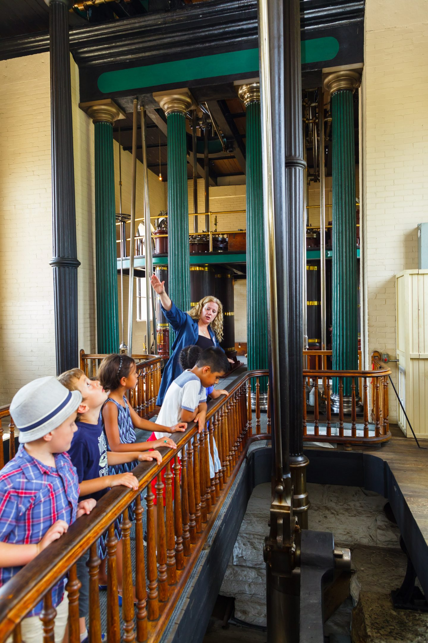 Hamilton Museum of Steam & Technology - National Historic
