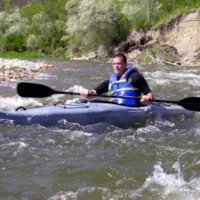 Nith Whitewater Adventure Getaway