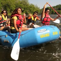 Rafting Trips on the Grand River