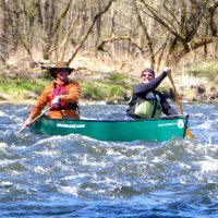 Sweet & Mysterious – Upper Nith Spring Paddling Festival