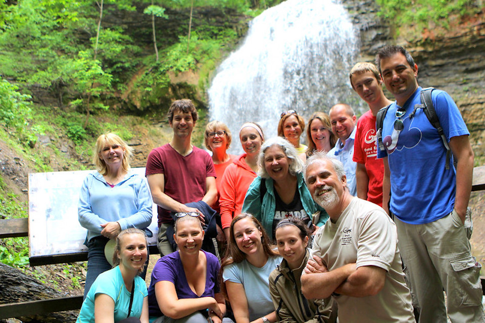 Bruce Trail Iroquoia Hike Day Trip of the Waterfall Capital of the World!