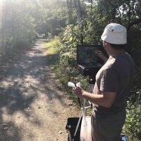 Plein Air Paint and Picnic Day