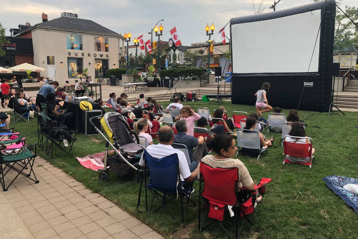 Summertime Series: Outdoor Movie