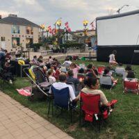 Summertime Series: Outdoor Movie
