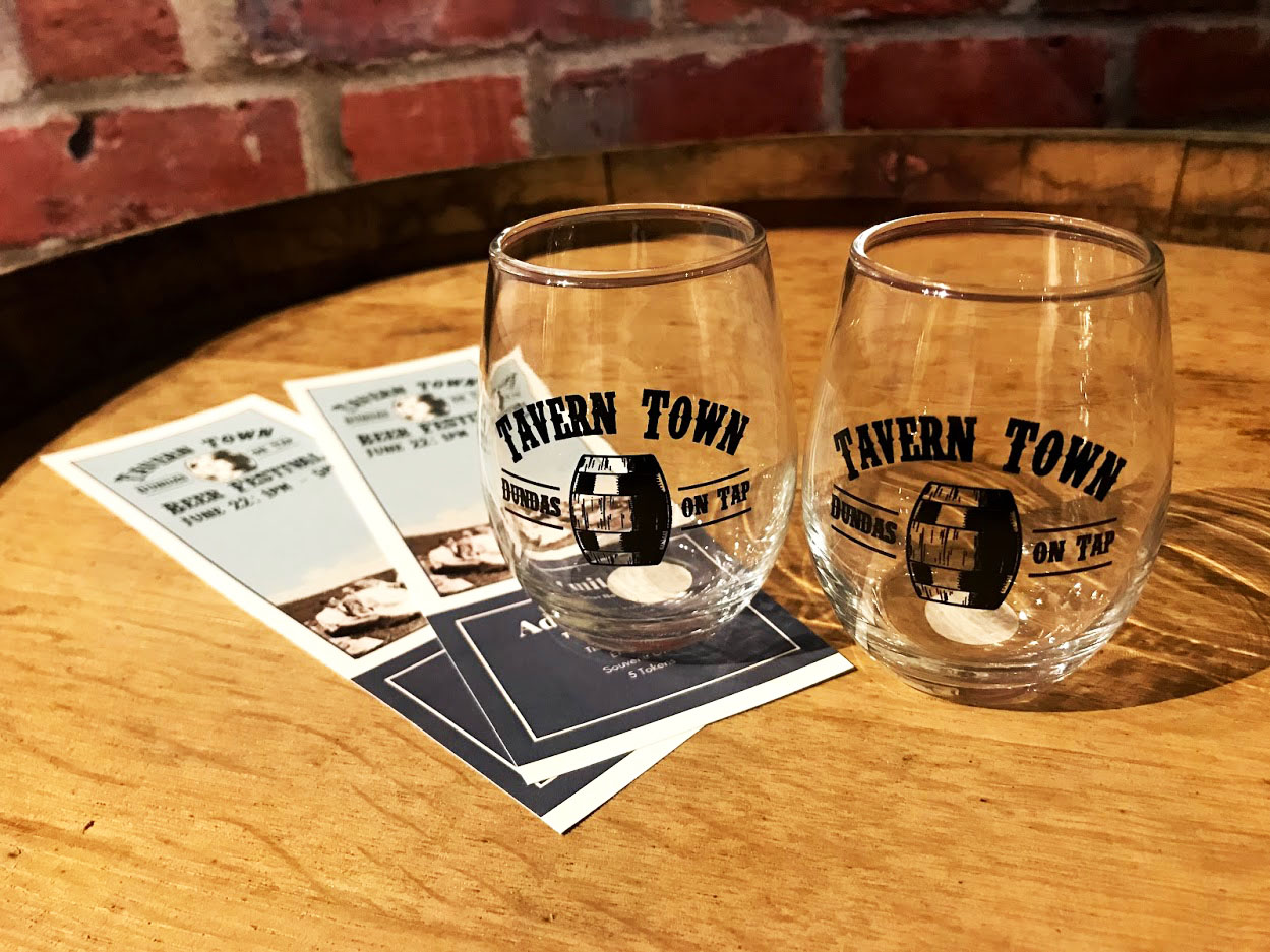 Tavern Town Beer Festival at the Dundas Museum & Archives!