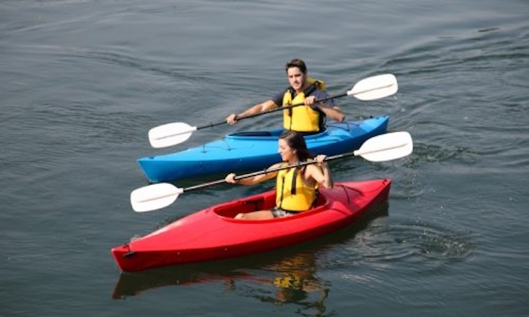 Learn to Kayak Group Lesson at Binbrook Conservation Area