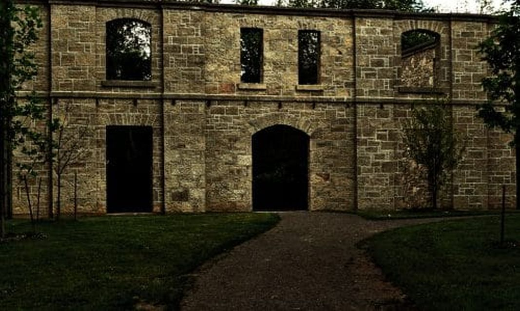 Hermitage Ruins Ghost Walks