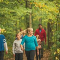 The Credit Valley Trail 'First Steps Along the Path Celebration Event