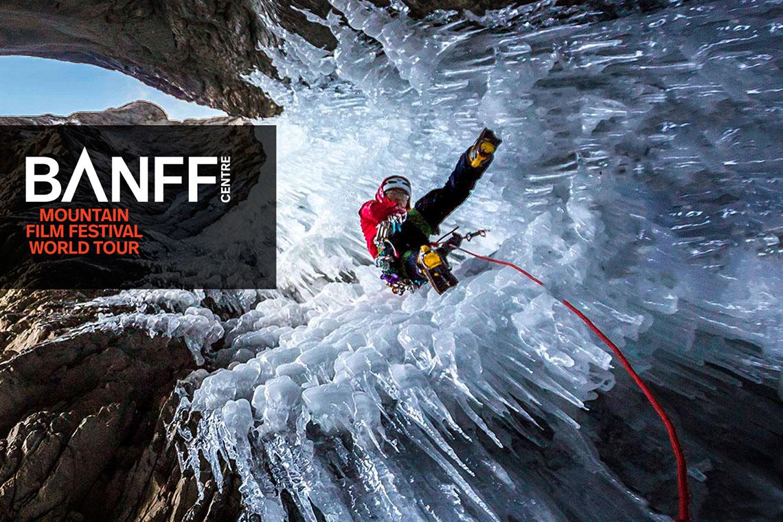 Banff Mountain Film Festival In Person event