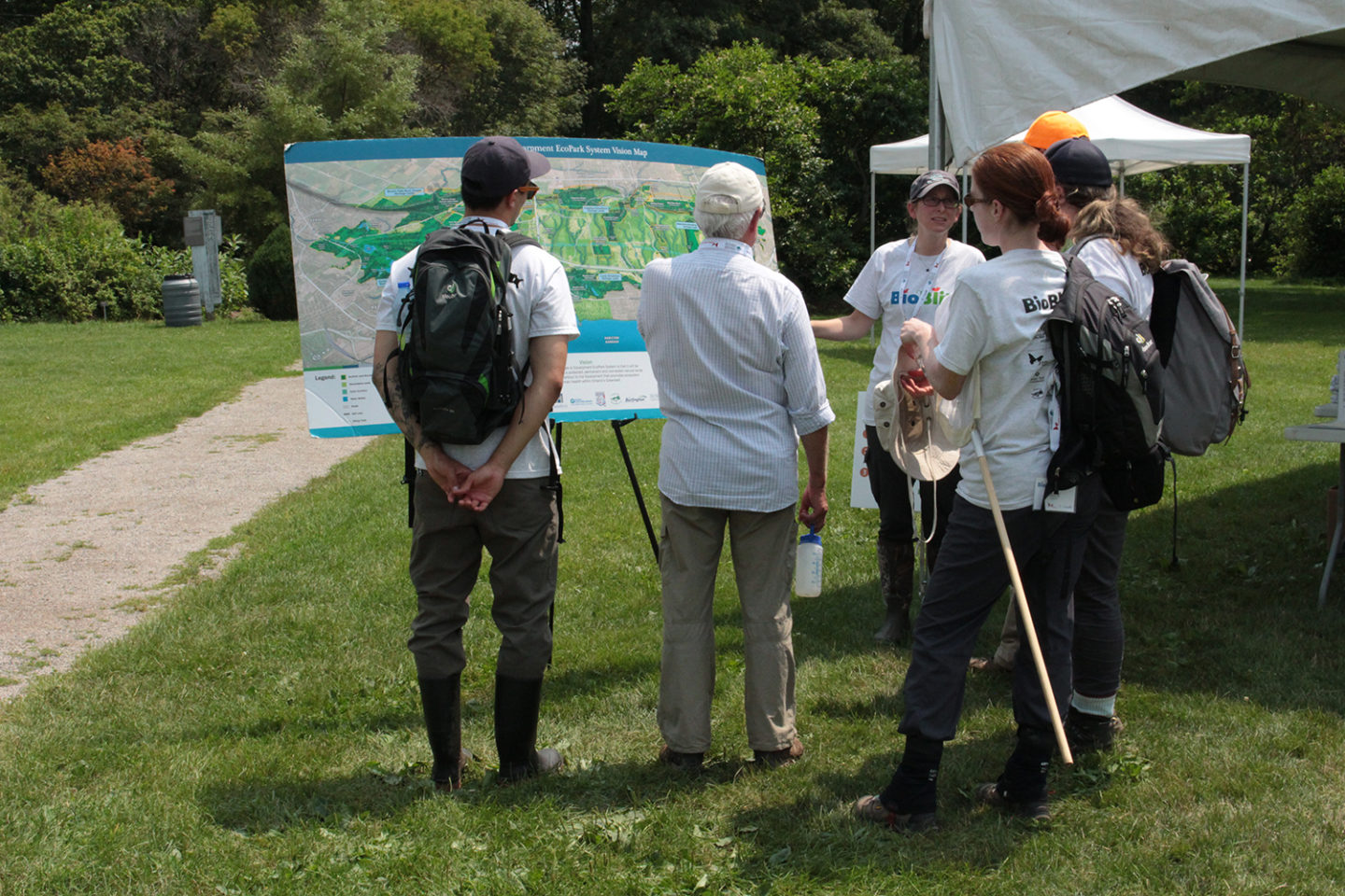 Cootes to Escarpment EcoPark System BioBlitz and Plant Sale