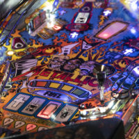 Special Exhibition | Part of the Machine: Rock and Pinball