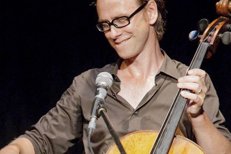 KEVIN FOX: Songs for Cello & Voice