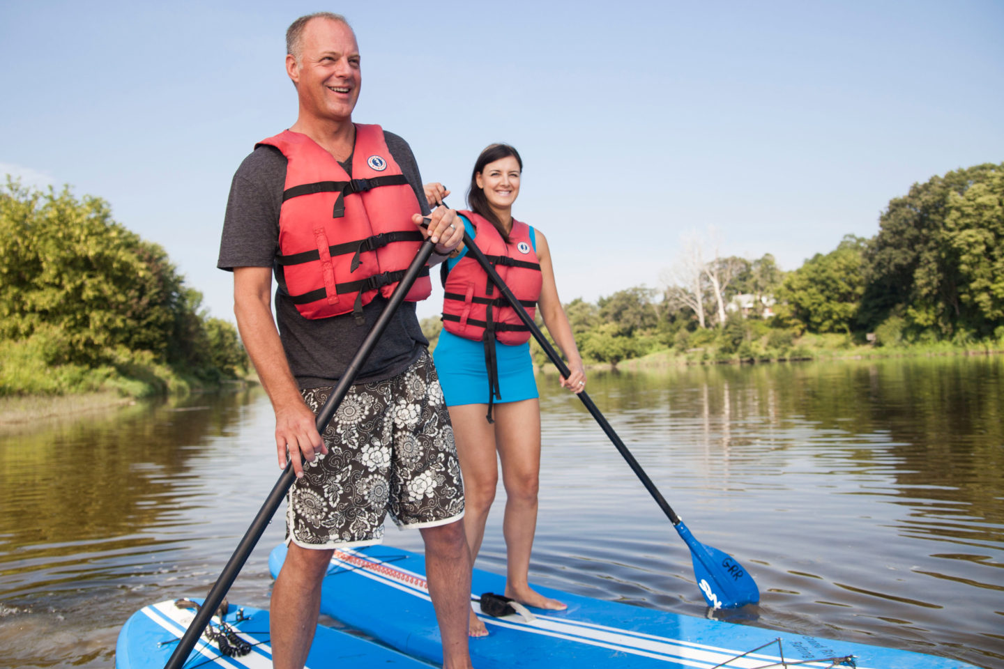 Grand River Stand Up Paddle Board (SUP) Rentals and Trips