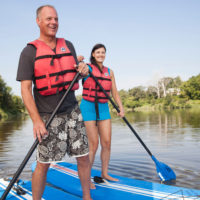 Paris to Brant Park Route with Grand River Rafting Company