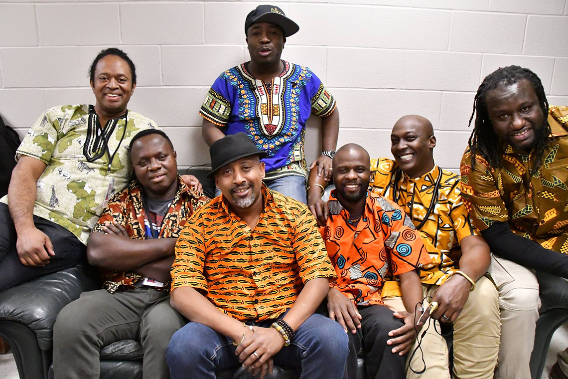 Okavango African Orchestra