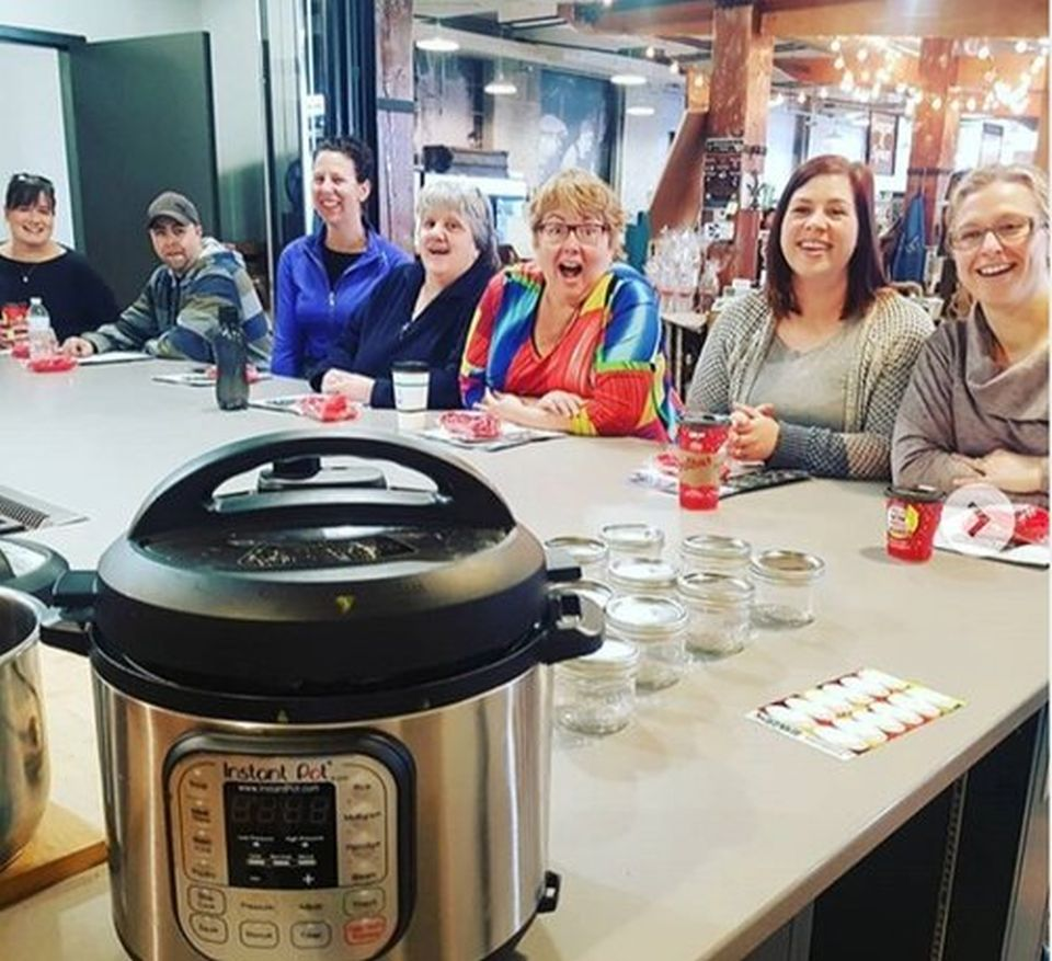 Instant Pot 101 with Spicy Jan