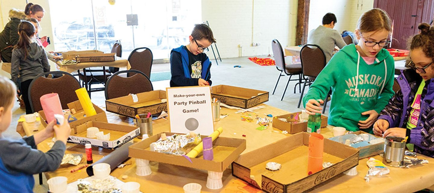 March Break Activities: Be a Theme Park Engineer!