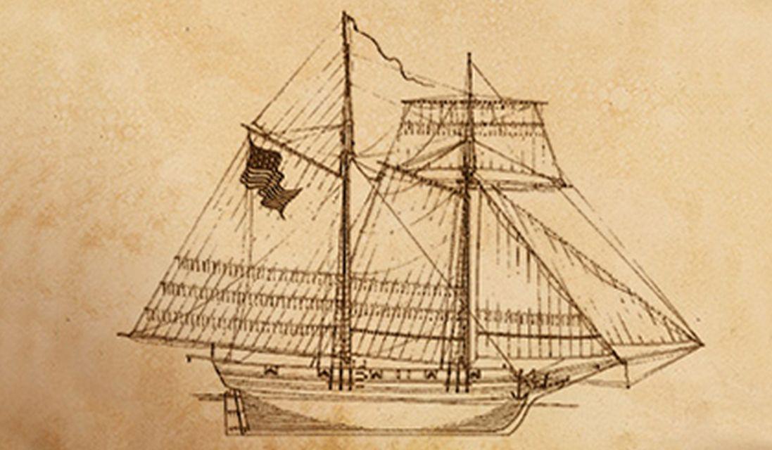 Virtual Tour – Hamilton & Scourge War Ships