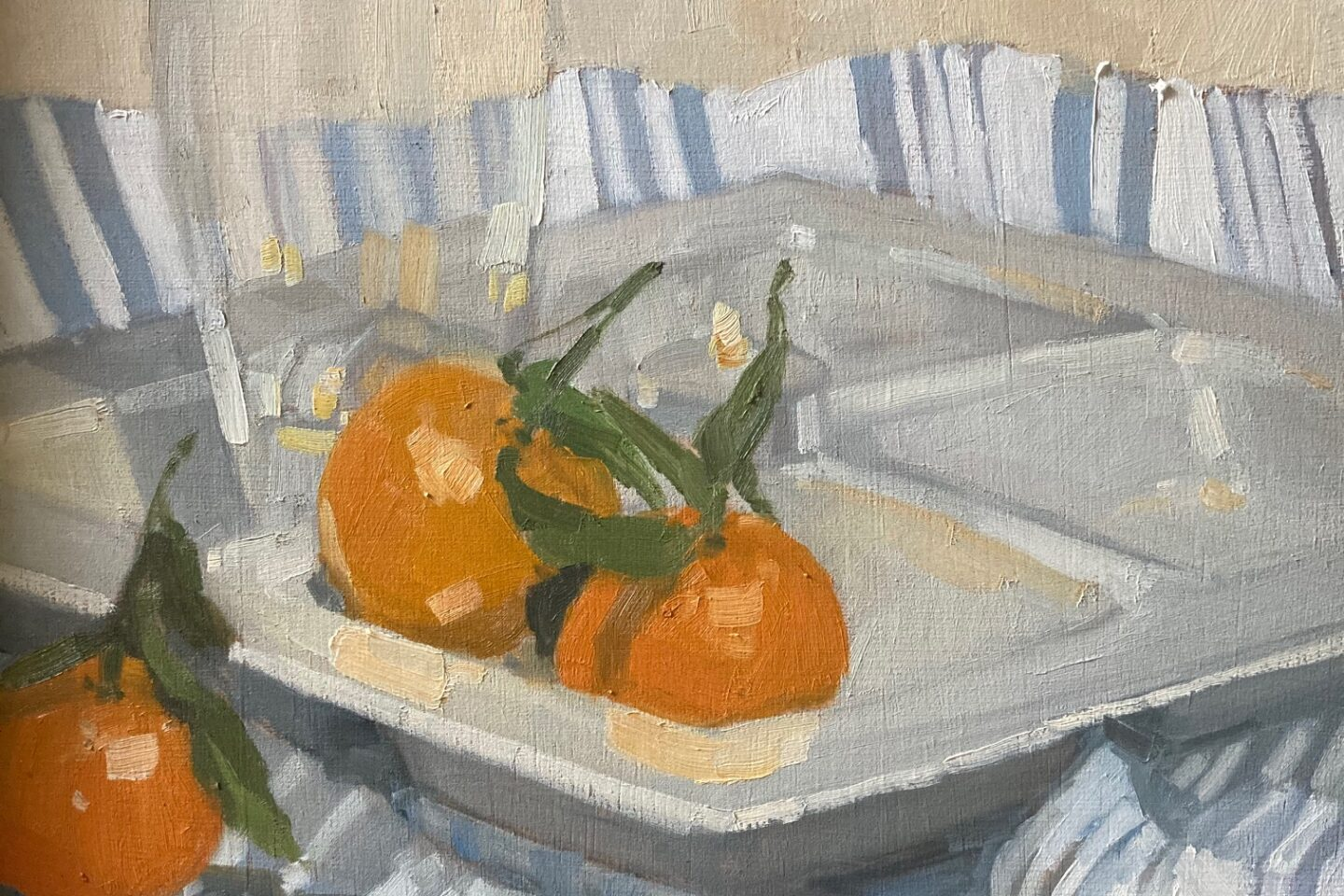 Fall Classes at Glenhyrst: Oil Painting