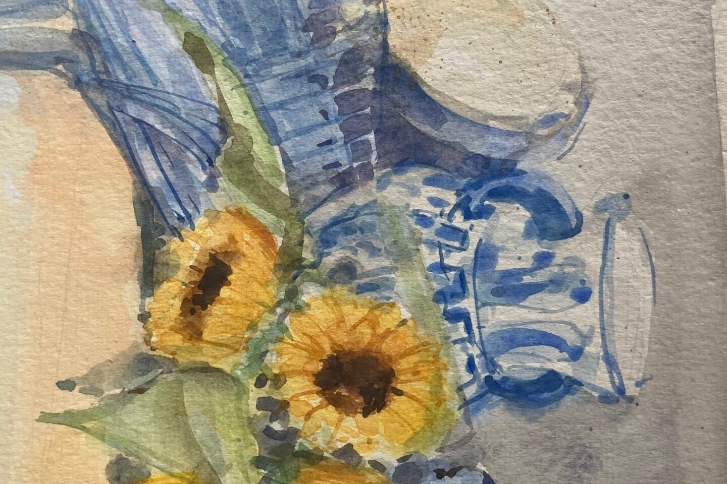 Fall Classes at Glenhyrst: Watercolour Painting
