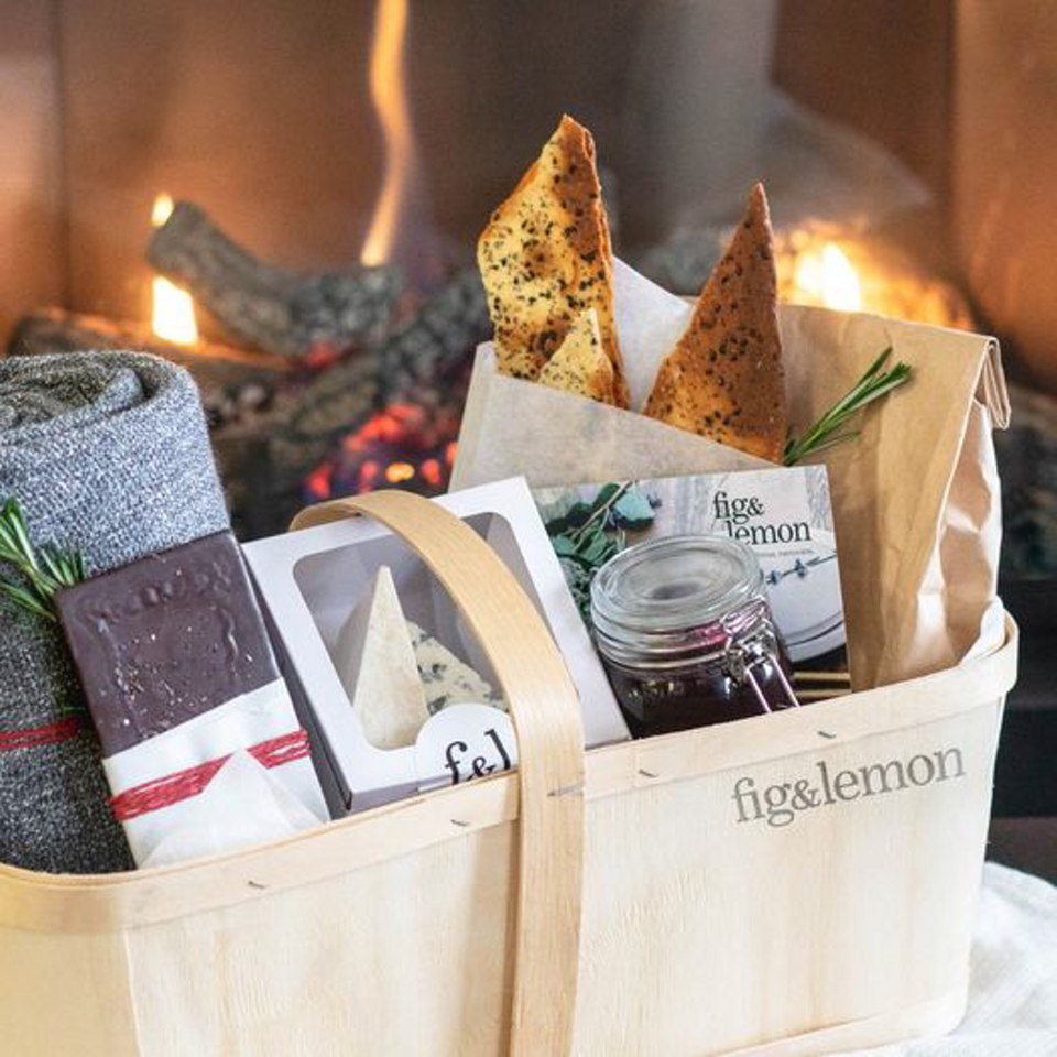 Fireside Basket