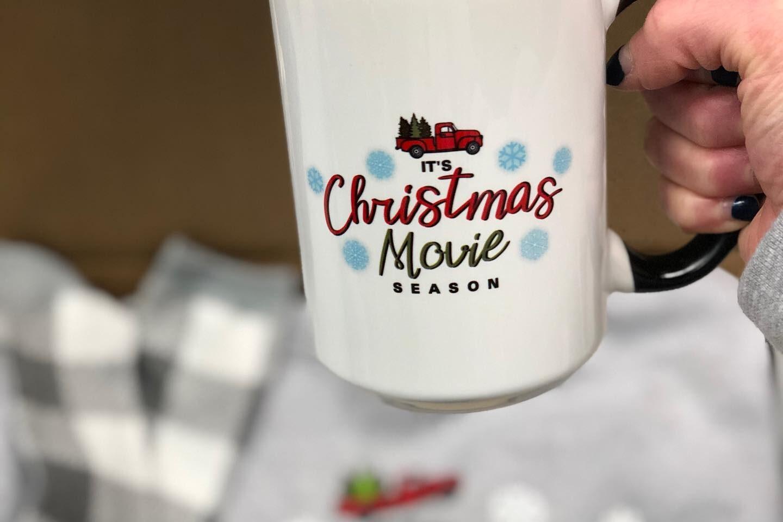 Christmas Gift Box – It's Christmas Movie Season
