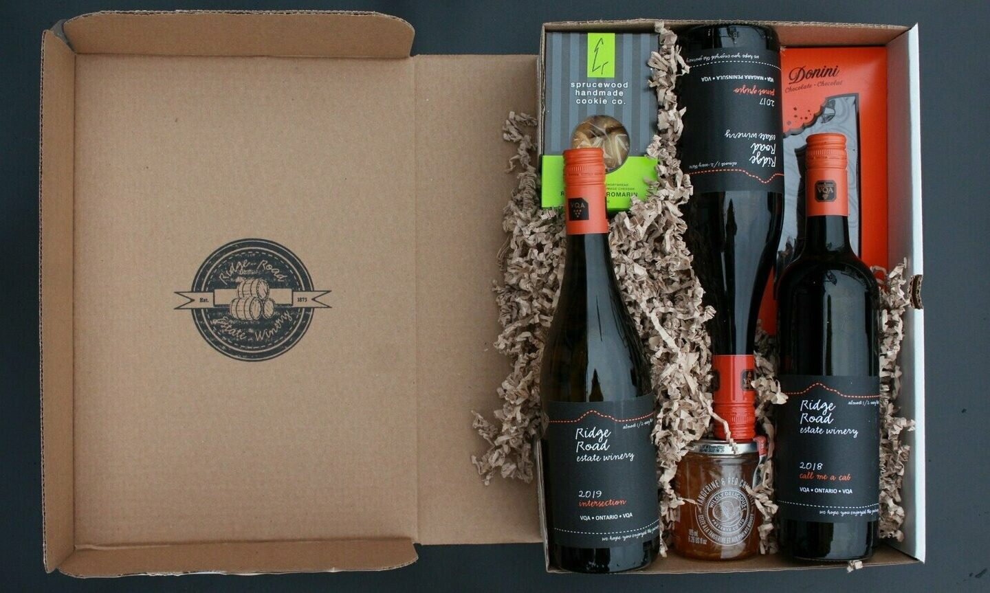 I'm Dreaming of a Wine Christmas Gift Package