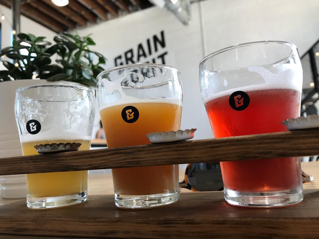 Grain & Grit Beergarden