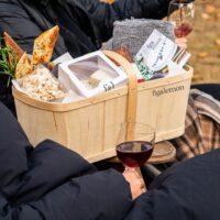 Fireside Basket