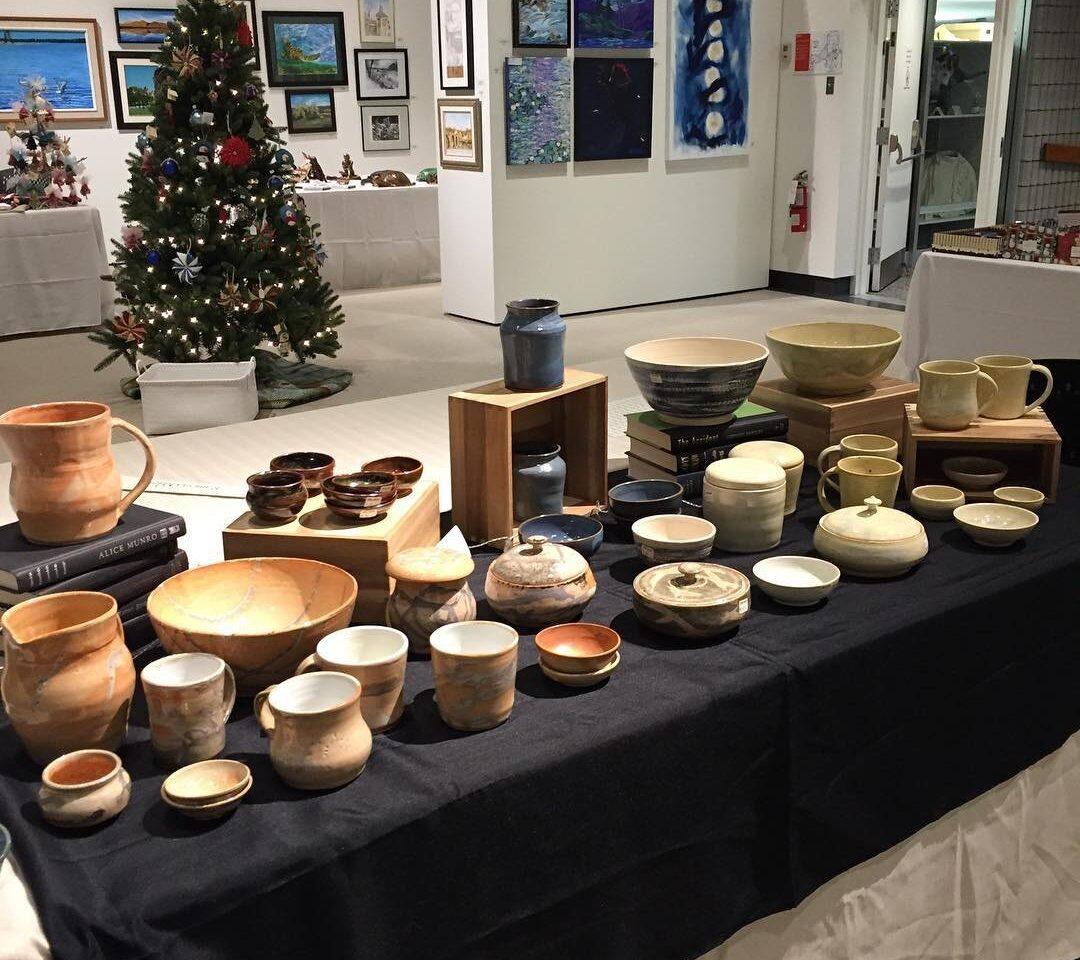 Arts Burlington Online Christmas Sale