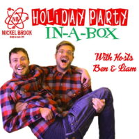 Nickel Brook Holiday Party in a Box