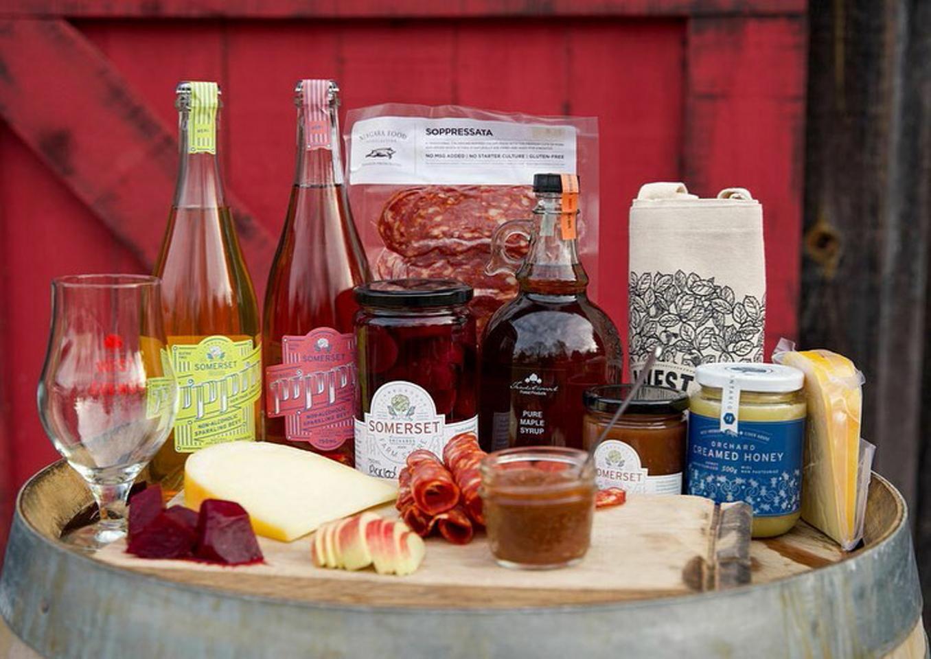 Sparkling Cider Super Tasters Holiday Package
