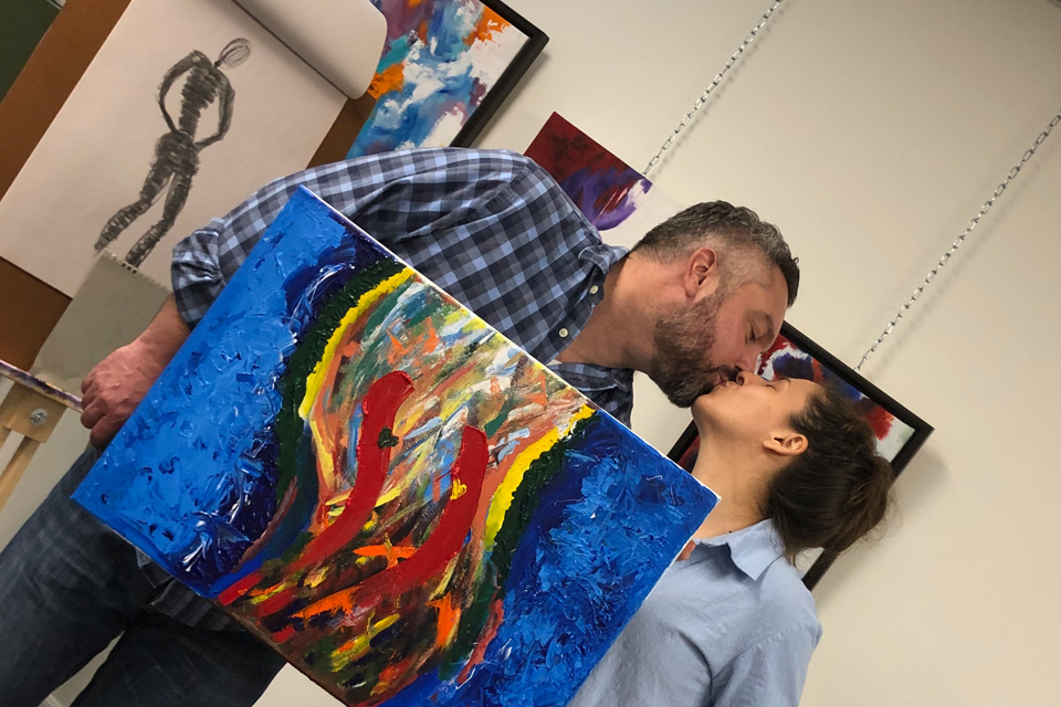 Date Night – Painting Experience for 2