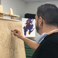 Art Experience – Figure Drawing