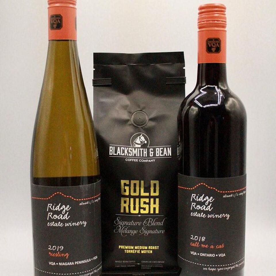 Wine & Coffee Package
