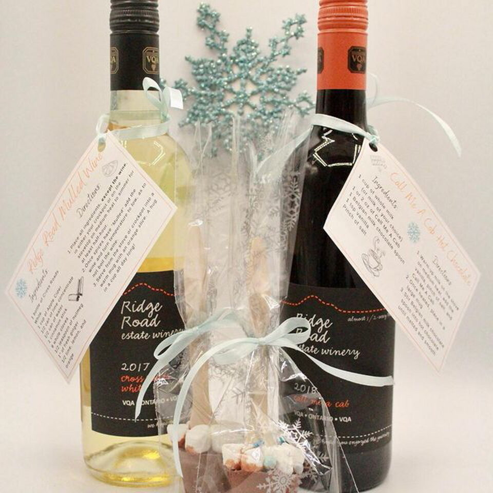 Hello Winter Wine Package
