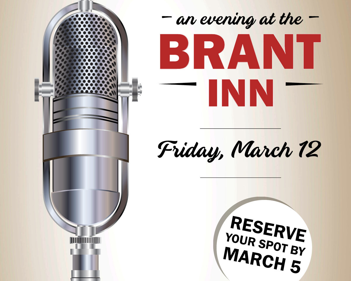 An Evening at the Brant Inn