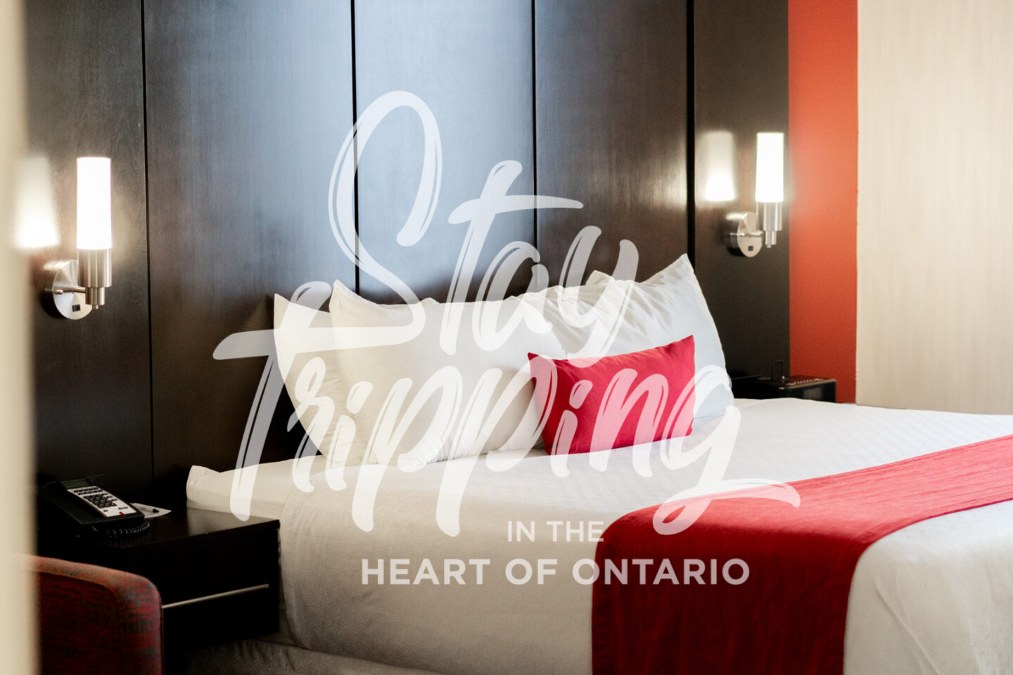 One-Night Fall Staycation Package for Two at C Hotel by Carmen's