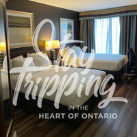 One-Night Staycation Family Package at Days Inn Brantford