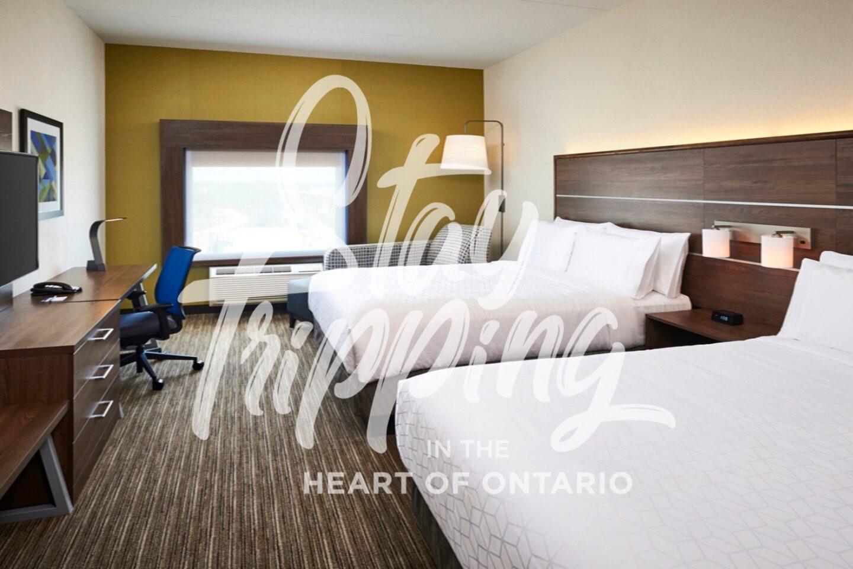 Weekend Getaway Package at Holiday Inn Express & Suites Brantford