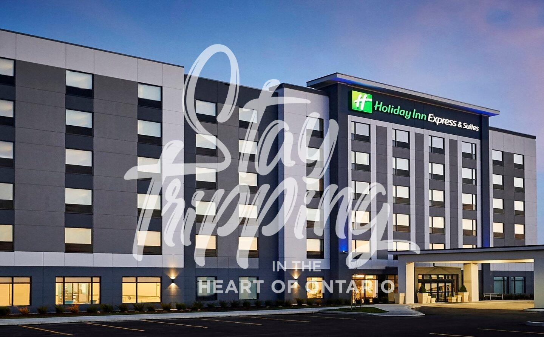 Mid-Week Getaway Package at Holiday Inn Express & Suites Brantford