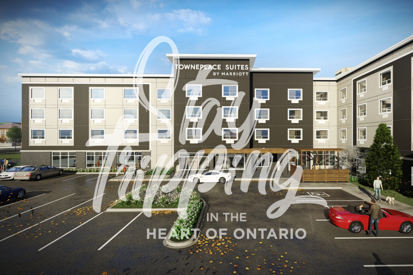 One Night Package for One at TownePlace Suites Hamilton