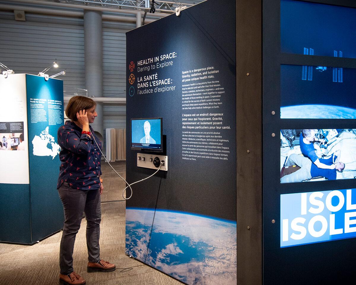 Special Exhibition | Health in Space: Daring to Explore