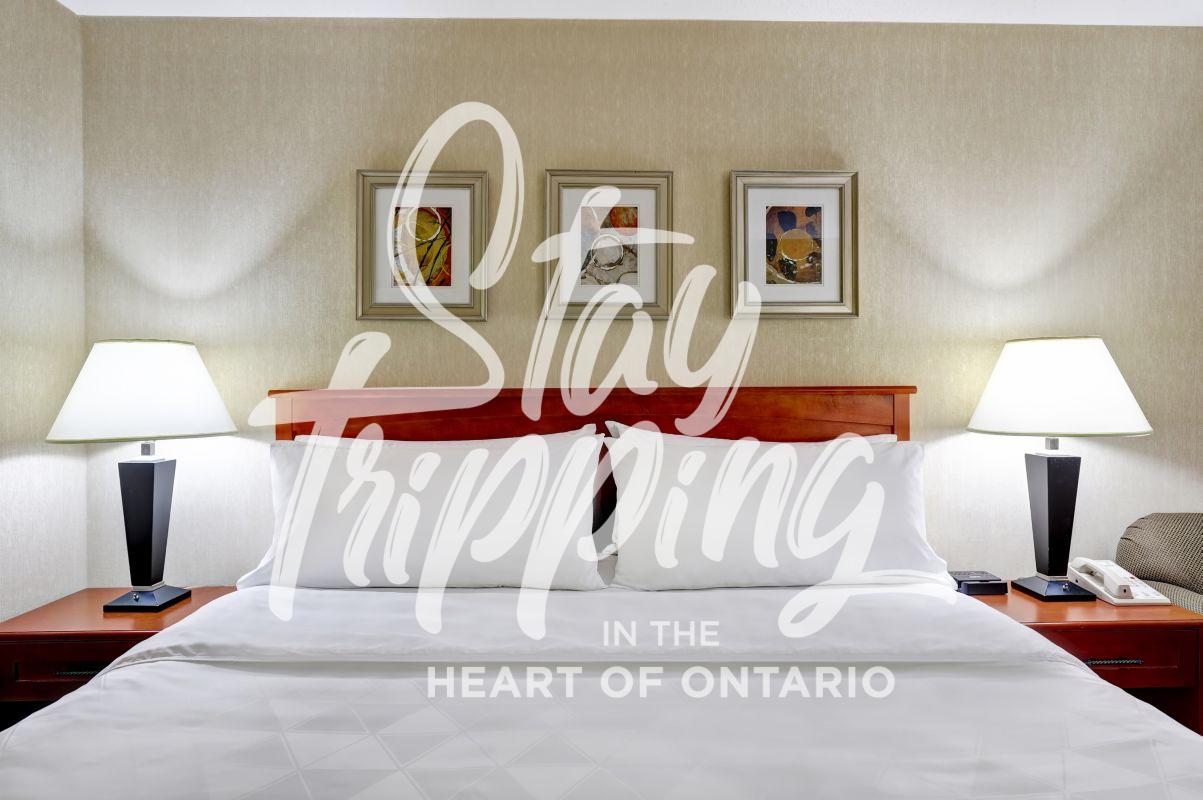 One Night Couples Escape at Holiday Inn Burlington