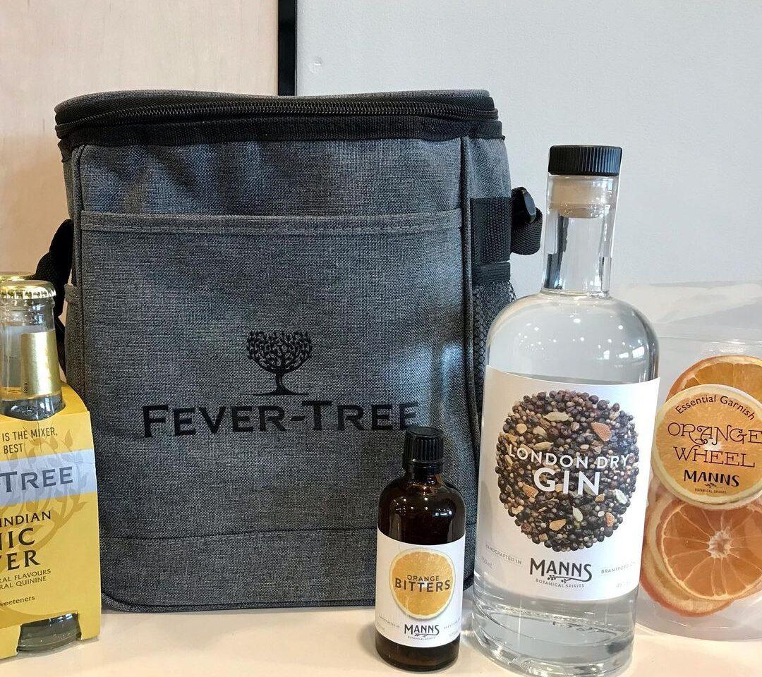 Manns Distillery G&T Package