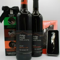 Red Wine and Chocolate Lovers Package