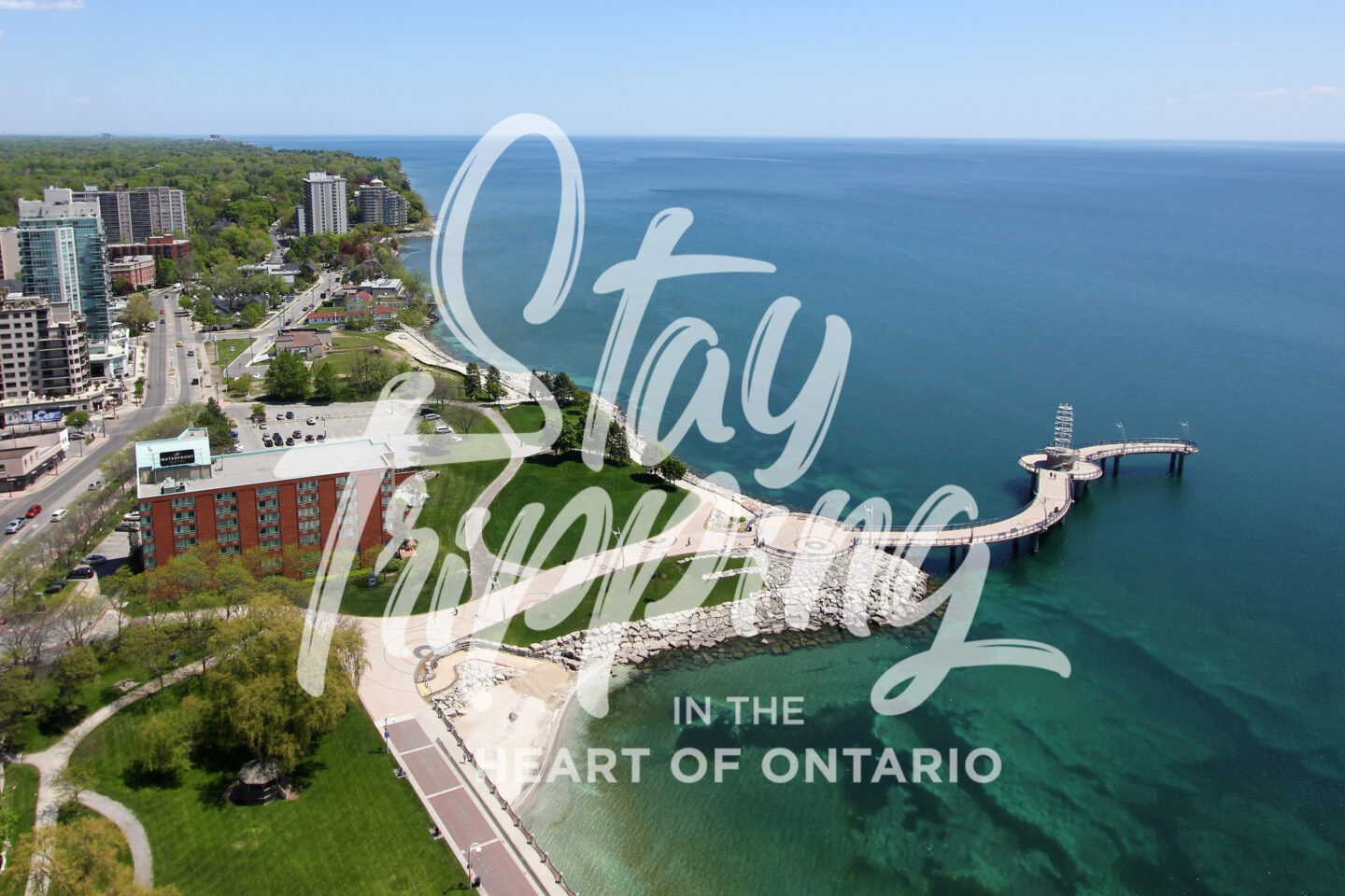 Exclusive Staycation Escape at Waterfront Hotel Burlington