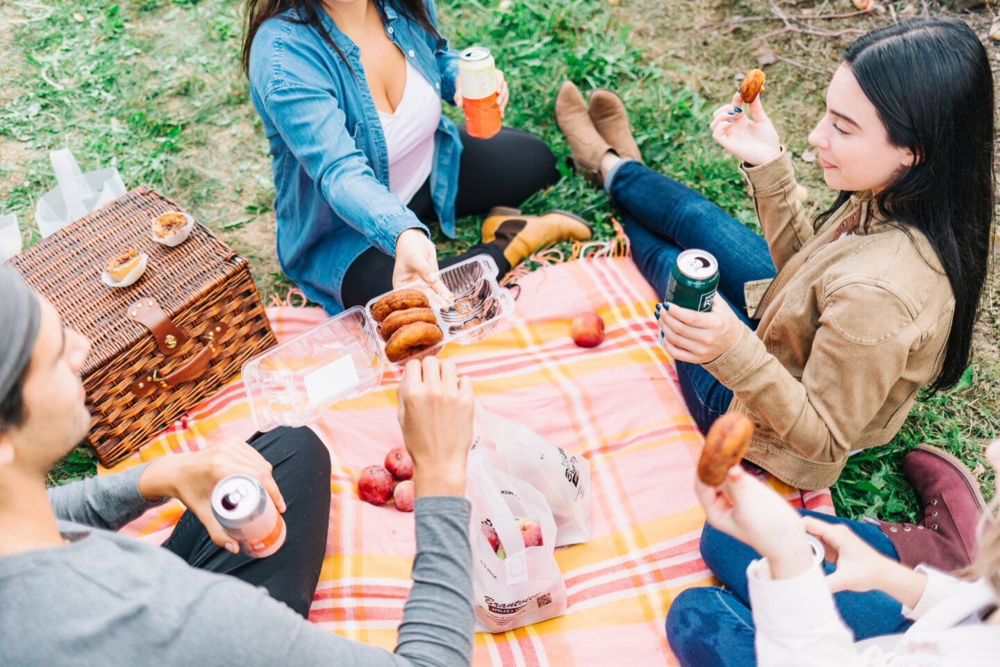 Experience the Orchard Patio at Howell Cidery
