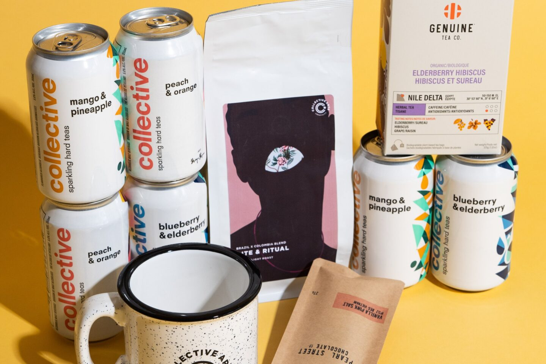 Collective Arts Tea Kit